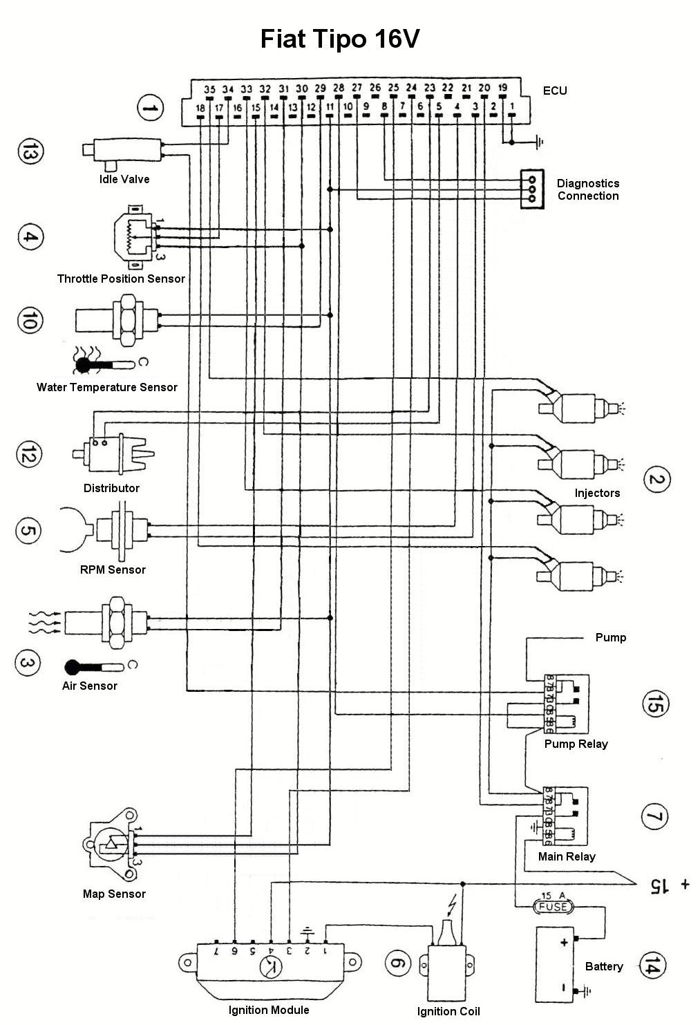 wiring diagram rh tipo16v co uk